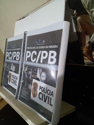 Apostila do Concurso da PCPB 2021 - Agente e Escrivão de Polícia - Foto 4