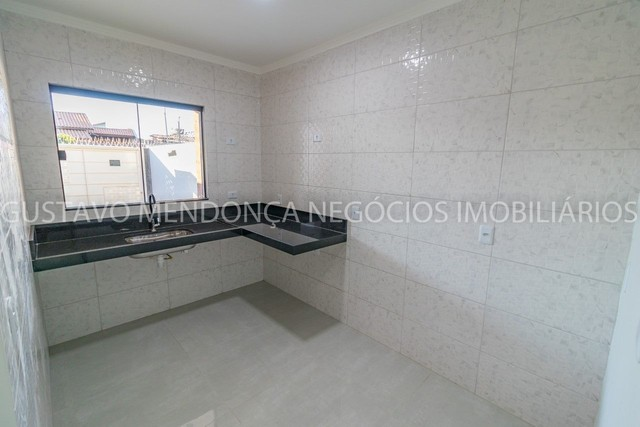 Belissima casa no bairro Universitario - Nova e no asfalto! - Foto 4