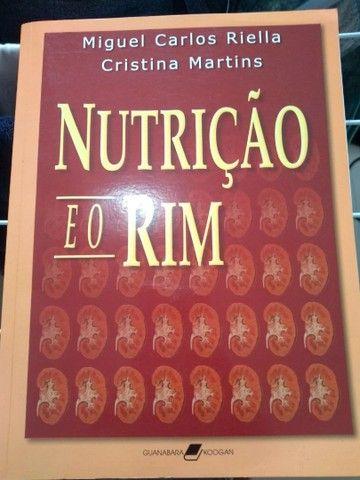 Livro nutrição e o rim