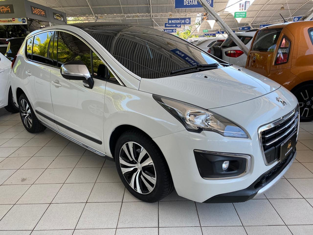 Peugeot 3008 Griffe 1.6 Turbo 2015 Completíssimo  - Foto 2