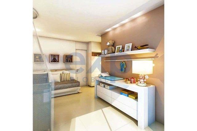Apartamento Alto Padrão com 04 Suítes Novo Pronto para Morar em Fortaleza a venda por Lino - Foto 18