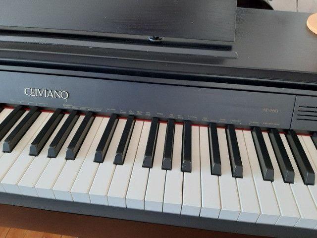 Piano Eletronico (Celviano ap 260) - Foto 2