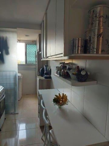 2/4 com suíte - Condomínio Morada Alto do Imbui  - Foto 17
