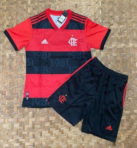 Uniforme do Flamengo