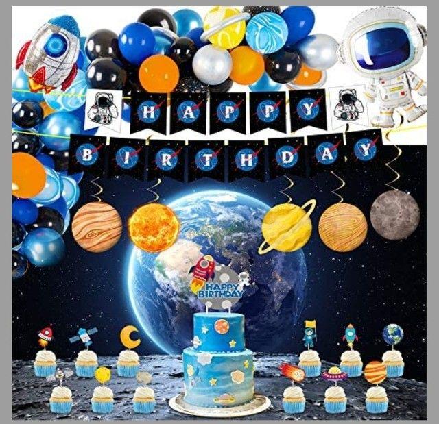 Painel sublimado com estampa de planeta Terra - Foto 2
