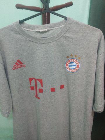 Camisa Bayern Munich Torcedor