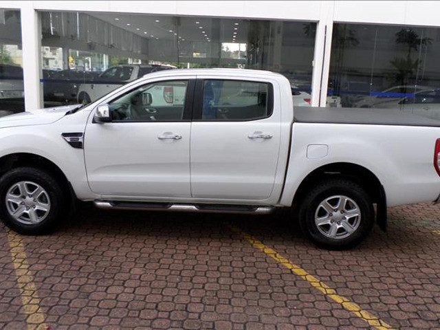 ford ranger 2.5 xlt 4x2 cd 16v flex 4p manual - Foto 8