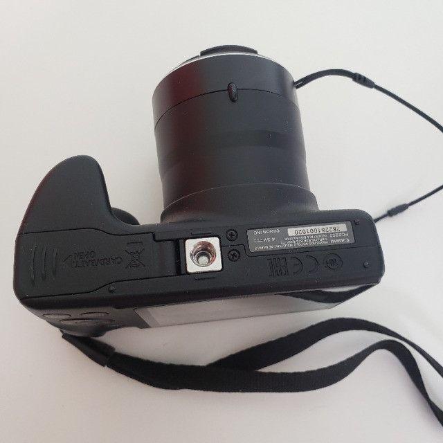 Câmera Digital Compacta Canon PowerShot SX400 IS 16MP Preto - Foto 5