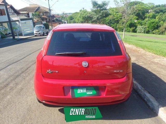 FIAT PUNTO HLX 1.8 8v 4P 2008 - Foto 5
