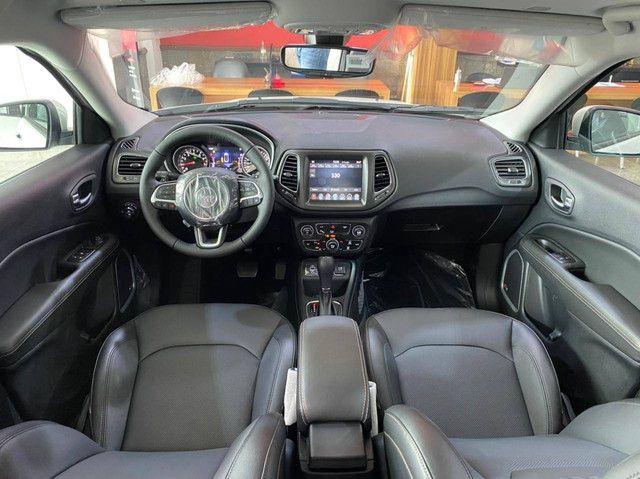 COMPASS 2021/2021 2.0 16V FLEX LONGITUDE AUTOMÁTICO - Foto 8