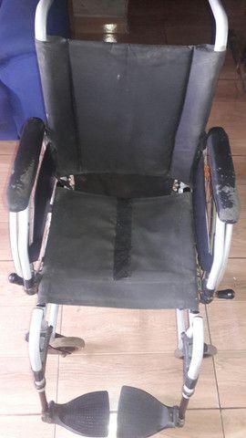 02 Cadeiras de roda - Foto 2