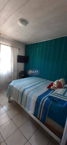 idfy-Casa c/ 1 dormitório à venda, 51 m² por R$ 48.000,00 -Unamar -Cabo Frio/RJ - Foto 10