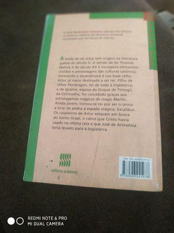 Livro: O Rei Artur - Foto 2