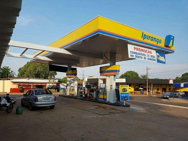 Revitalização e reforma em postos de gasolina