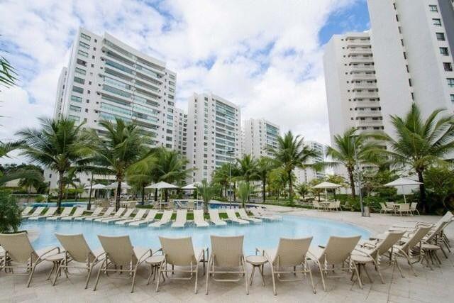 Oportunidade Le parc 142 mts  sao 3 suites e duas vagas em Patamares - Salvador - BA - Foto 7
