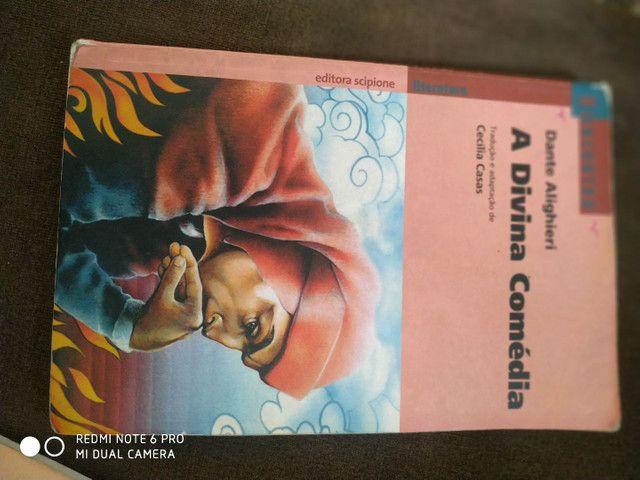 A Divina Comédia-Dante Alighieri
