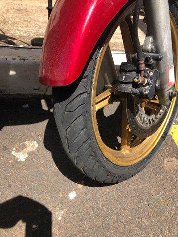 Vendo CB Twister 06/2007 R$ 6.000 troco por CB 300R - Foto 4