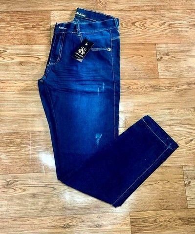 Calça Jeans masculina c/ lycra
