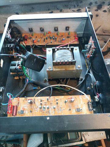Amplificador de potência attack - Foto 4