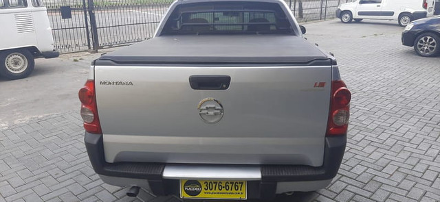 CHEVROLET MONTANA 1.8 SPORT CS 8V FLEX 2P MANUAL - Foto 6