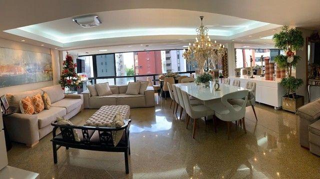 Apartamento para venda com 230 metros quadrados com 4 quartos em Ponta Verde - Maceió - Foto 4