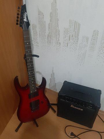 Guitarra Ibanez Gio G10 + amplificador Ibanez - Foto 3