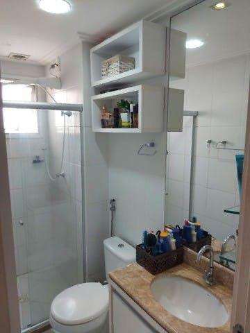 2/4 com suíte - Condomínio Morada Alto do Imbui  - Foto 9