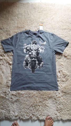 Camisa motociclista apaixonado por  moto