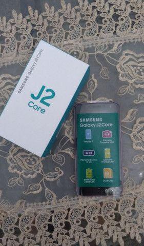 Smartphone Samsung Galaxy J2 Core Seminovo Violeta<br> - Foto 3