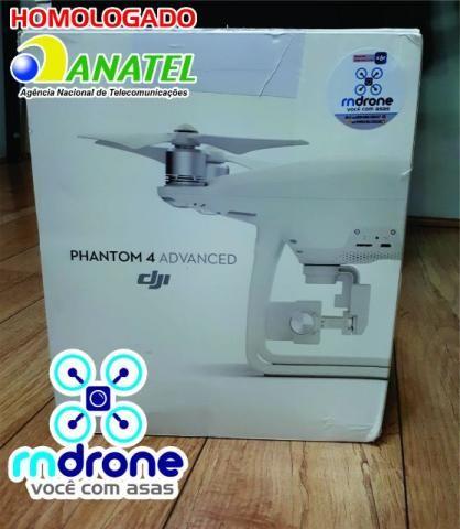 Drone DJI Phantom 4 Advanced - Já Homologado ( Leia o Anúncio )