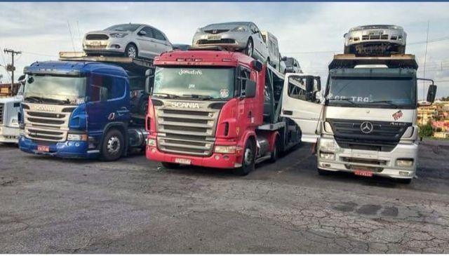 Transportamos seus veiculo para todo Brasil