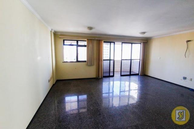 Apartamento para alugar com 3 dormitórios em Meireles, Fortaleza cod:12353 - Foto 6