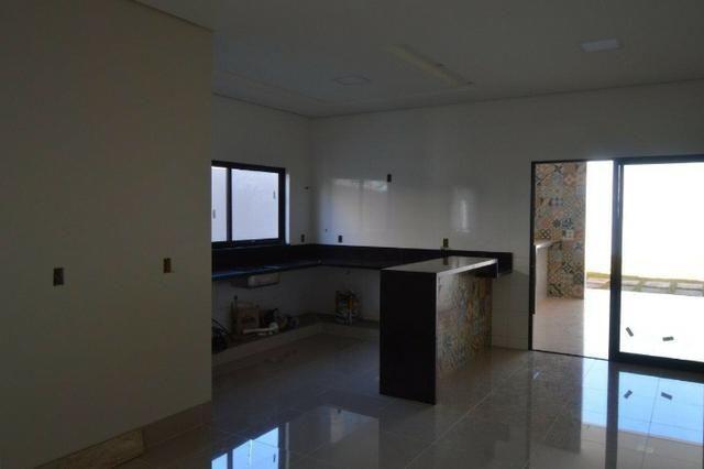 Samuel Pereira oferece: Casa 3 Suites Nova Pé Direito Duplo Churrasqueira Alto da Boa Vist - Foto 5