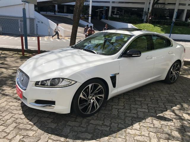 JAGUAR XF 2014/2014 2.0 LUXURY TURBOCHARGED GASOLINA 4P AUTOMÁTICO