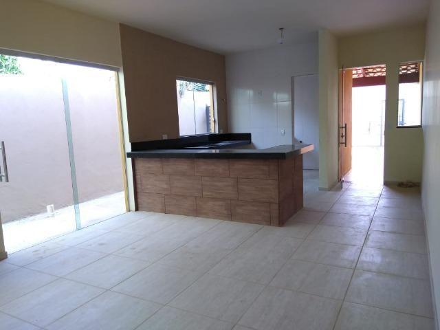 Casa 2 quartos pronta para morar, localizada em Juatuba - Foto 3