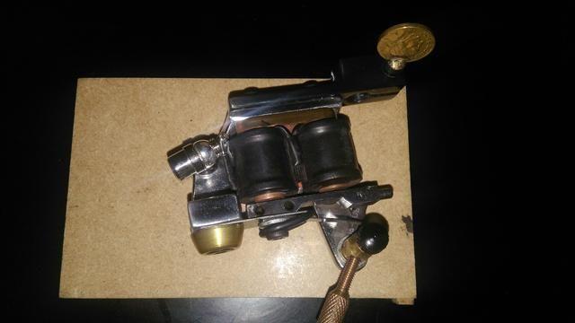 Máquina de Tatuagem - Máquina de bobina nano - JR Machines