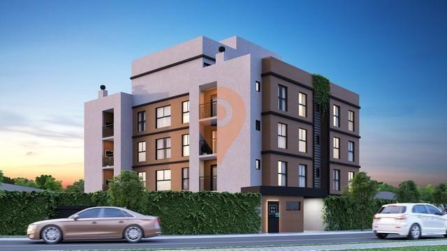 Apartamento residencial à venda, mossunguê, curitiba. - Foto 2
