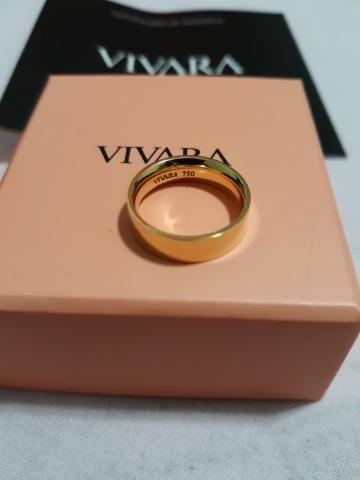 Aliança coleção Honeymoon, VIVARA