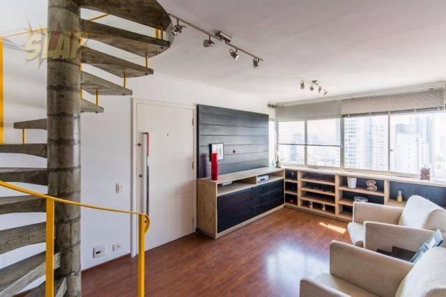 Apartamento cobertura 2 quartos à venda com Academia - Santa Cecília ... 486f753336