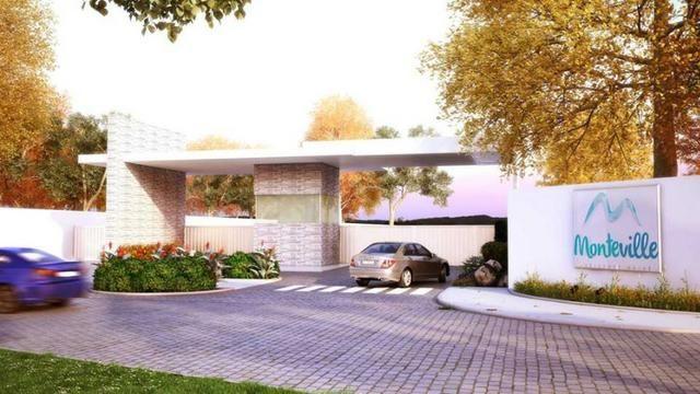 Monteville Residence Privê - Novo Condomínio Horizontal de Campina Grande !!!