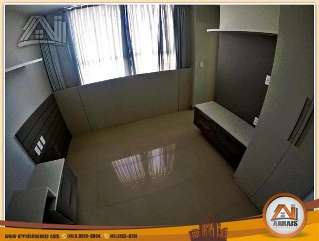 Vendo casa Duplex em Condomínio c/ 3 suites no Eusébio - Foto 10