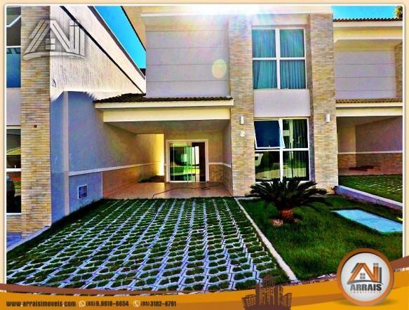 Vendo casa Duplex em Condomínio c/ 3 suites no Eusébio