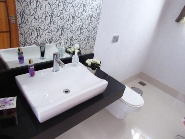 Samuel Pereira oferece: Casa Bela Vista 3 Suites Moderna Churrasqueira Paisagismo - Foto 7