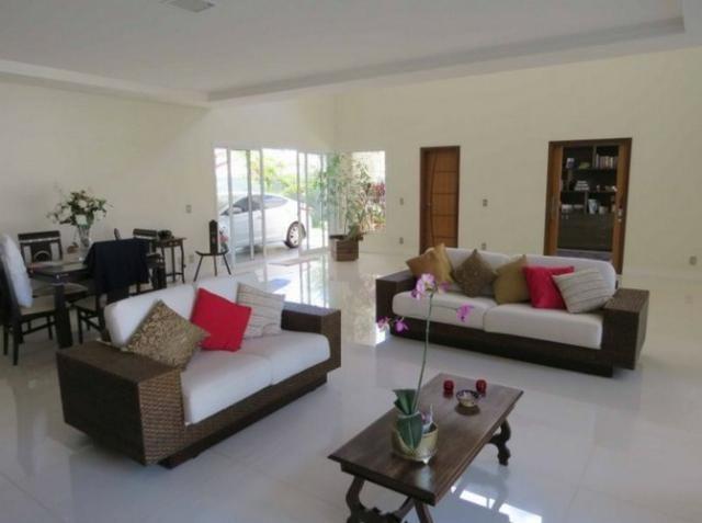 Samuel Pereira oferece: Casa Bela Vista 3 Suites Moderna Churrasqueira Paisagismo - Foto 4