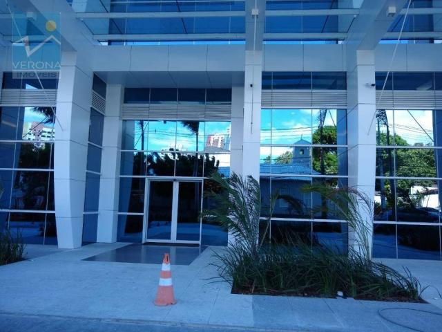 Sala para alugar, 30 m² por R$ 2.600/mês - Aldeota - Fortaleza/CE - Foto 13