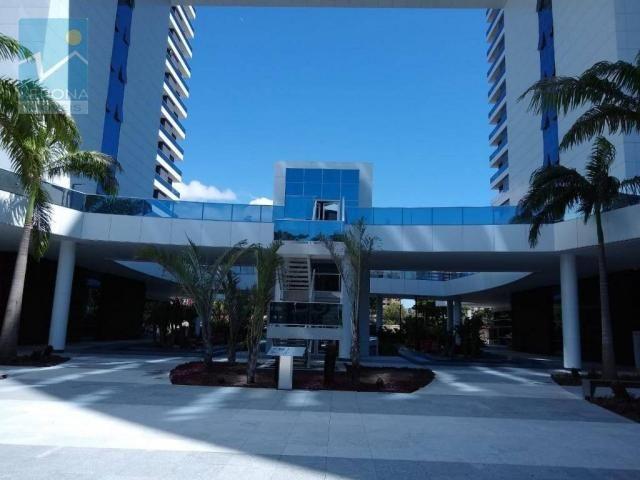Sala para alugar, 30 m² por R$ 2.600/mês - Aldeota - Fortaleza/CE - Foto 9