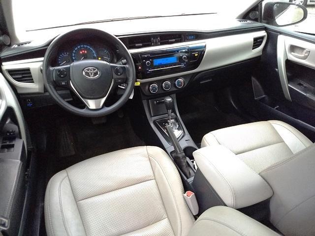 Toyota Corolla GLI 1.8 FLEX 16V AUT - Foto 8
