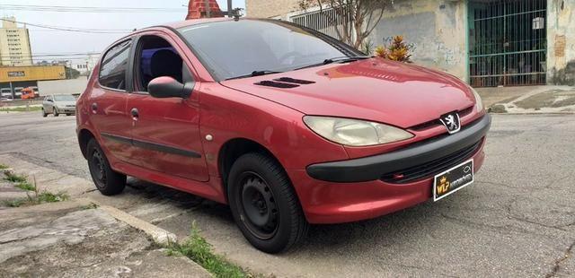 Peugeot 2004 completo financiamento com score baixo - Foto 13