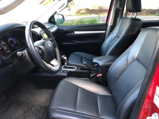 Toyota Hilux SRX 4P - Foto 7