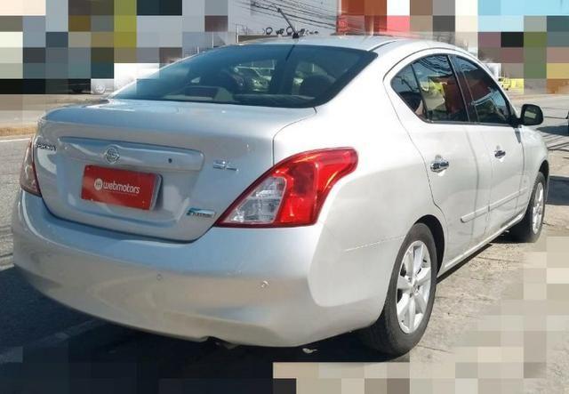 Nissan Versa SL 1.6 Flex Fuel - Foto 5